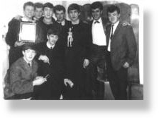 El Riot & The Rebels with The Beatles