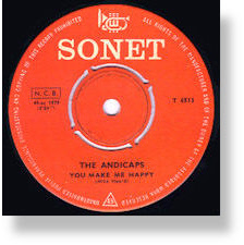 Andicaps - You Make Me Happy - Sonet